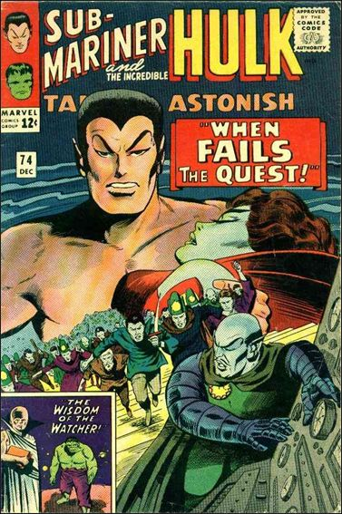 Tales to Astonish (1959) 74-A by Marvel