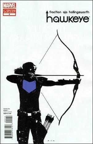 Hawkeye (2012) 2-D by Marvel