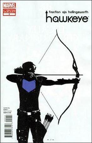 Hawkeye (2012) 2-D