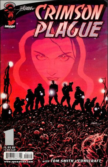 George Perez's Crimson Plague 1-A by Image
