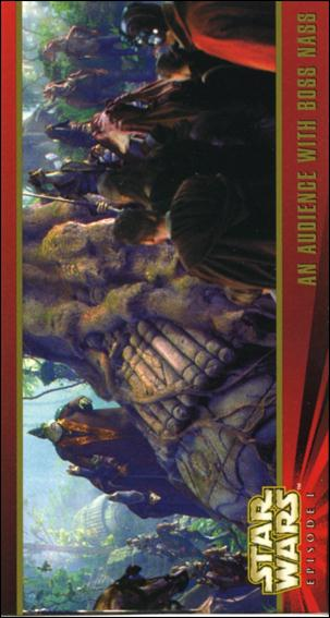 Star Wars: Episode I Widevision: Series 1 (Base Set) 62-A by Topps