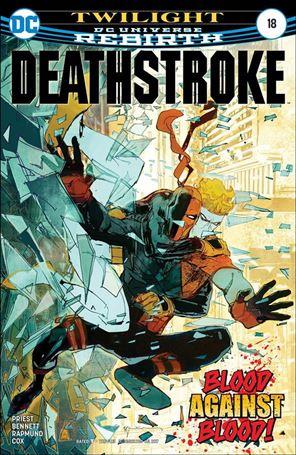 Deathstroke (2016) 18-A
