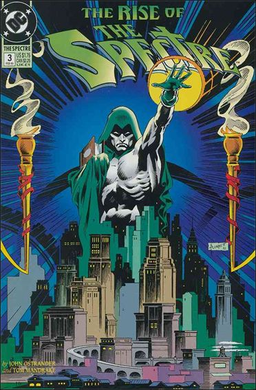 Spectre (1992) 3-A by DC