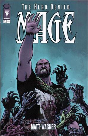 Mage, Book Three: The Hero Denied 4-A