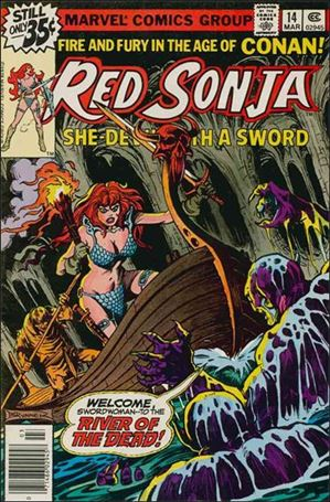 Red Sonja (1977) 14-A