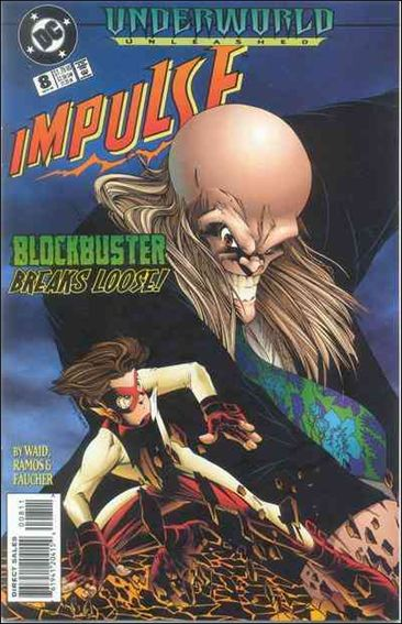 Impulse (1995) 8-A by DC