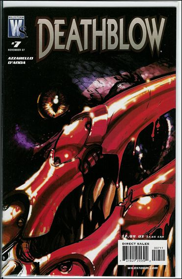 Deathblow (2006) 7-A by WildStorm