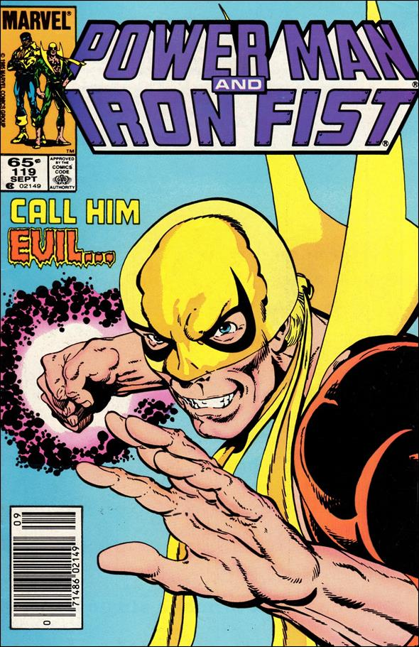 Power Man and Iron Fist (1978) 119-A by Marvel