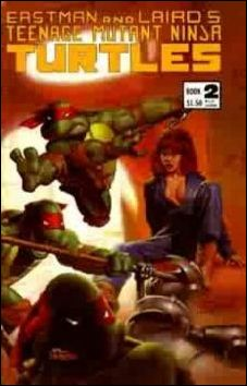 Teenage Mutant Ninja Turtles (1984) 2-C by Mirage