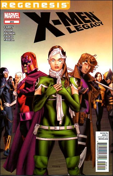 X-Men Legacy (2008) 260-A by Marvel