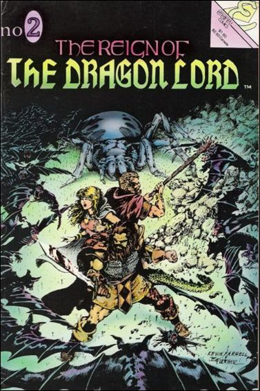 Reign of the Dragonlord 2-A by Eternity