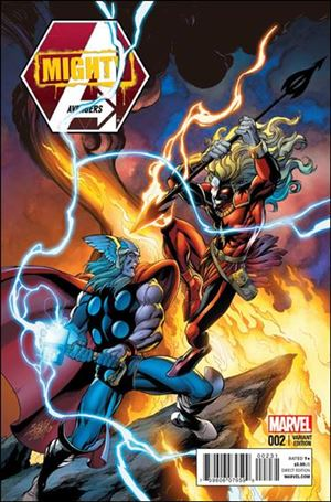 Mighty Avengers (2013) 2-B