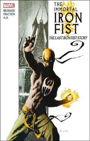 Immortal Iron Fist 1-E