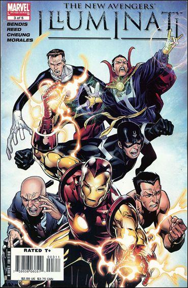 New Avengers: Illuminati (2007) 3-A by Marvel