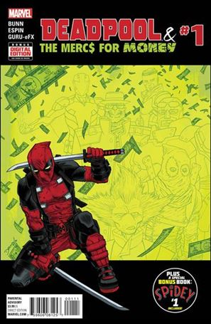 Deadpool & The Mercs for Money 1-A