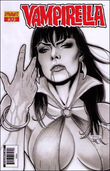 Vampirella (2010) 10-E by Dynamite Entertainment