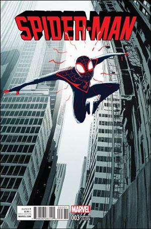 Spider-Man (2016) 3-B
