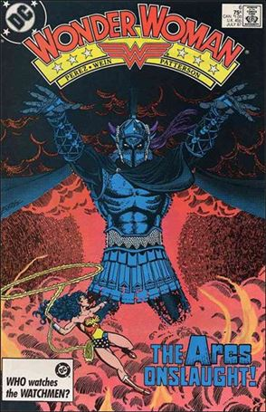 Wonder Woman (1987) 6-A