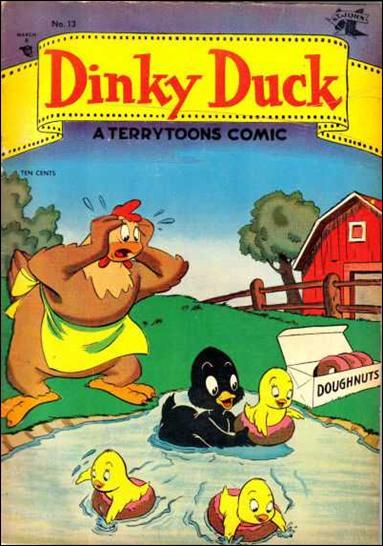 Dinky Duck 13-A by St. John