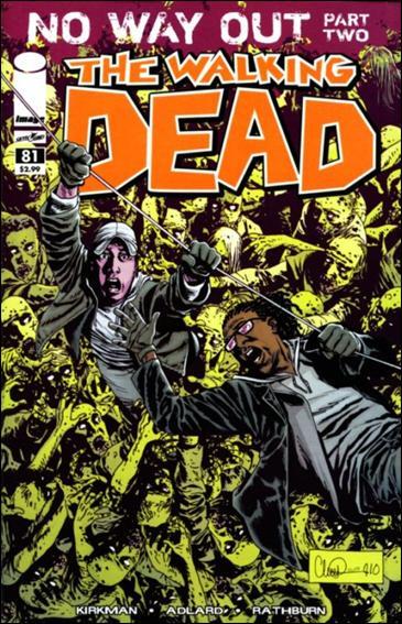 Walking Dead (2003) 81-A by Image