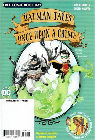 Batman: Overdrive / Batman Tales: Once Upon a Crime 1-A