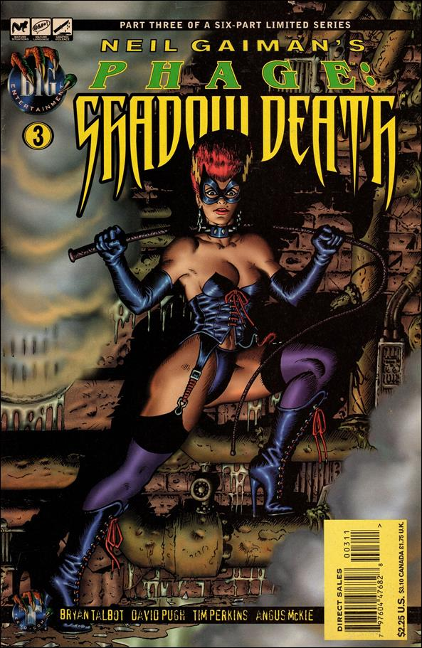 Neil Gaiman's Phage: Shadow Death 3-A by BIG Entertainment