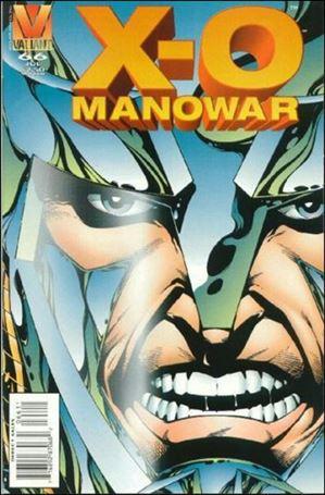 X-O Manowar (1992) 66-A
