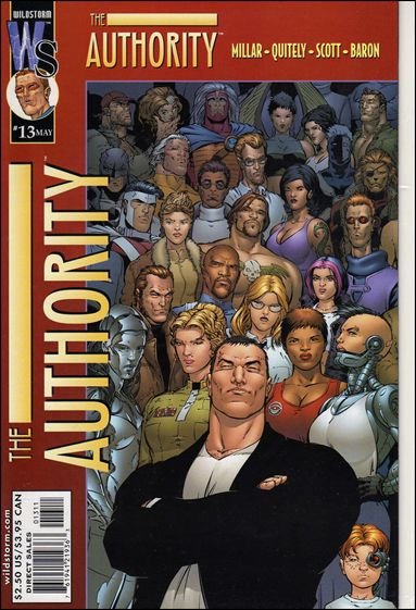 Authority (1999) 13-A by WildStorm