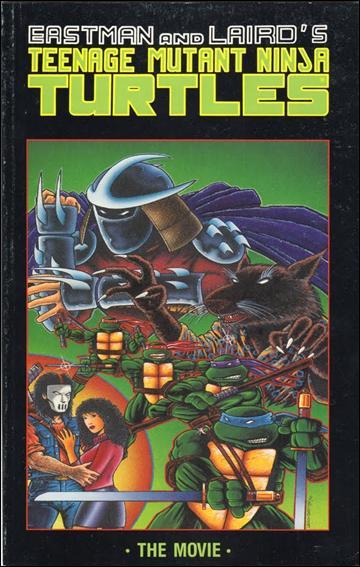 Teenage Mutant Ninja Turtles: The Movie (INVALID) 1-Z-INVALID by Invalid Title