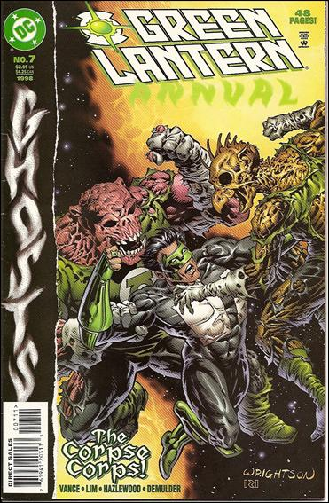 Green Lantern Annual (1992) 7-A by DC