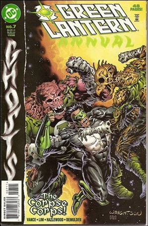 Green Lantern Annual (1992) 7-A