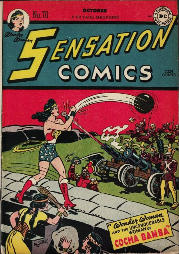 Sensation Comics (1942) 70-A by DC