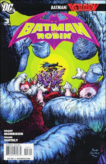 Batman and Robin (2009) 3-A by DC
