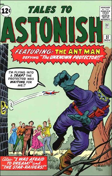 Tales to Astonish (1959) 37-A by Marvel