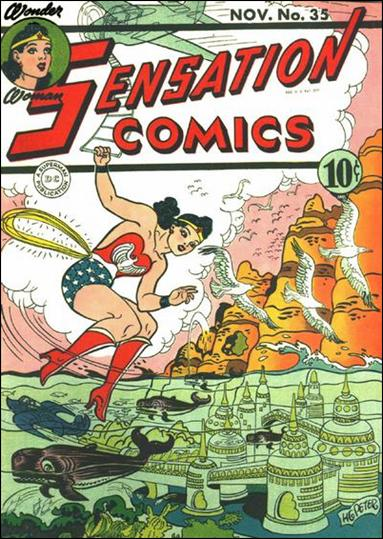 Sensation Comics (1942) 35-A by DC