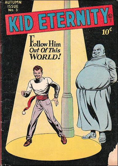Kid Eternity (1946) 3-A by Quality