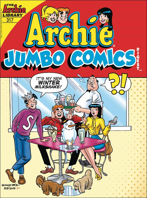 Archie (Comics) Double Digest 317-A by Archie