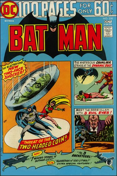 Batman (1940) 258-A by DC