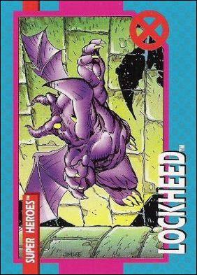 X-Men: Series 1 (Base Set) 10-A by Impel