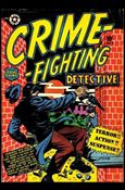 Crime-Fighting Detective 19-A