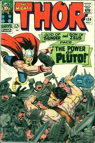 Thor (1966) 128-A by Marvel