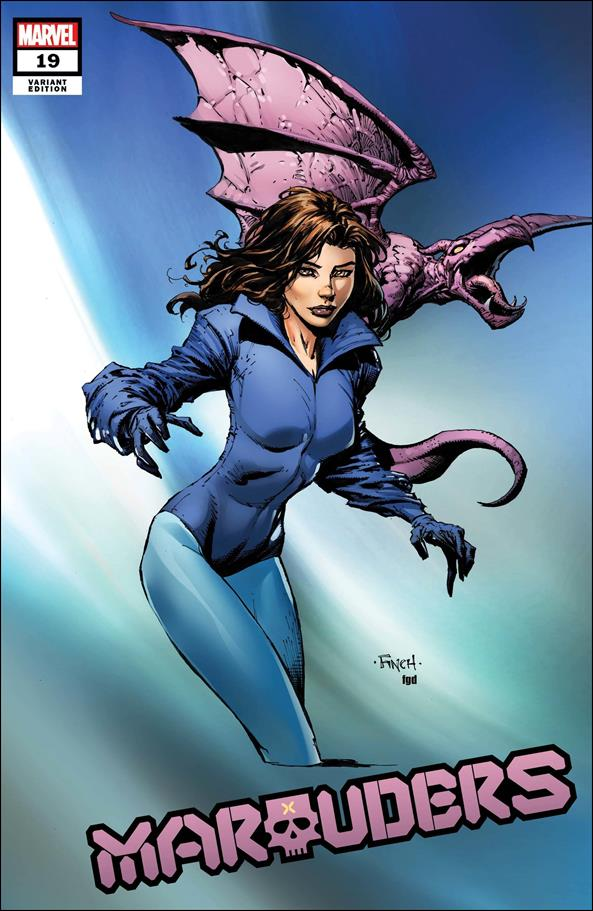 Marauders 19-B by Marvel