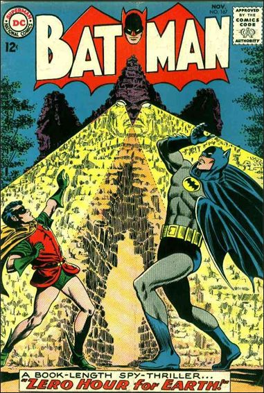 Batman (1940) 167-A by DC