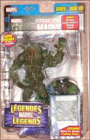 Marvel Legends (Series 8) Man-Thing (Canada)