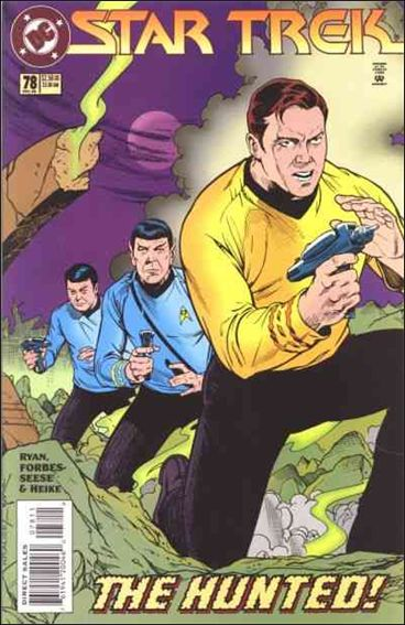 Star Trek (1989) 78-A by DC