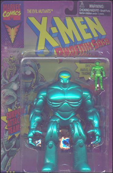 X-Men (Phoenix Saga Series)  Warstar (Short Card) by Toy Biz