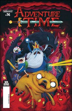 Adventure Time 36-A