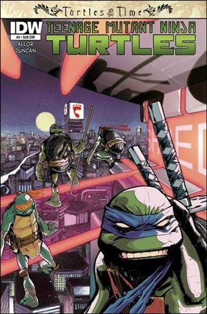 Teenage Mutant Ninja Turtles: Turtles in Time 4-B