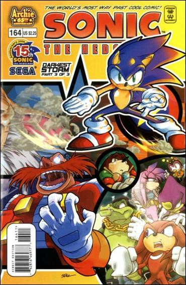 Sonic the Hedgehog (1993) 164-A by Archie