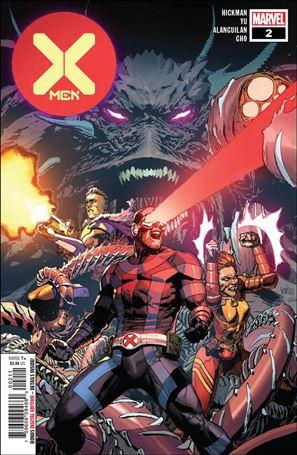 X-Men (2019) 2-A